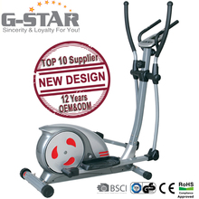 GS-8604H New Design Deluxe Magnetic Elliptical Exercise Bicycle