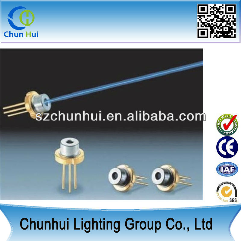high power cheap price 1w blue laser diode