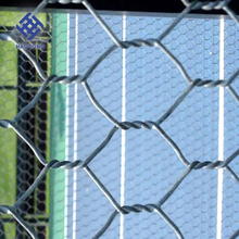 factory supply lobster trap hexagonal wire mesh chicken wire fabric chicken wire mesh
