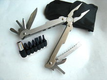 Combination pliers Combination screwdriver Camping Tool