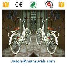 Classic vintage bicycle TAIWAN made high quality fixed gear city bike