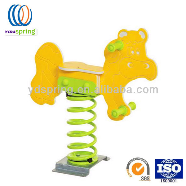 All kinds of spring toy bouncing/spring jumping toy/spring rider toys