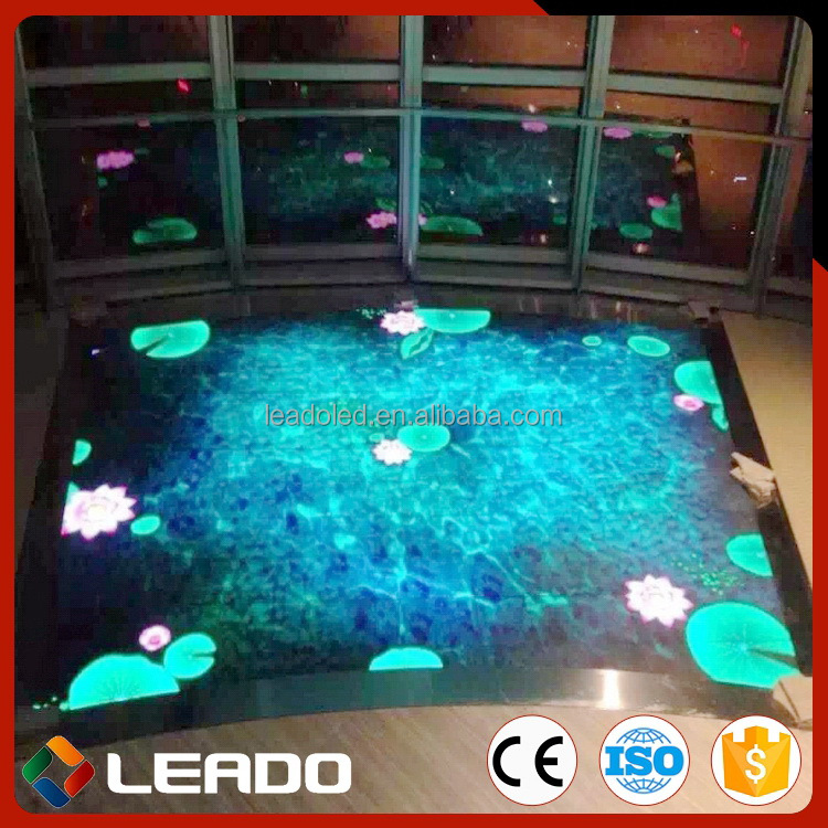 China manufacture special discount full color large display panel led