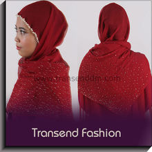 2013 Popular One Piece Hijab Shawl