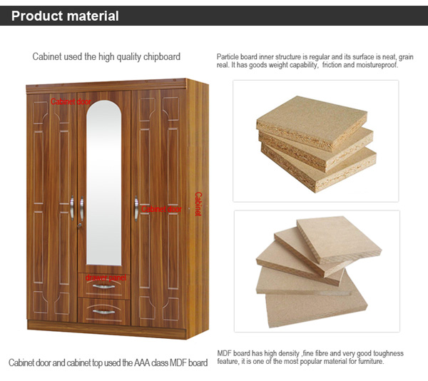 Wooden wardrobe designs/modern design bedroom furniture wardrobe/modern wardrobe