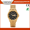 US Best Popular Full Gold Luxury CHENXI Wrist Watch Good Quality Japan Movt Wholsale Price Stainless Steel Watches Men