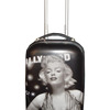 Luggage Trolley Bag Marilyn Monroe Suitcase
