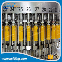 Plastic Bottle Fruit Juice Production Line
