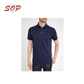 Dark Navy Top Quality Men's Cotton Polo Shirt