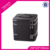 Factory direct sale high end portable cosmetic case with handle