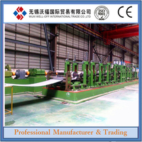 stainless steel tube pipe welding machine