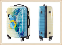 sales promotion luggage / stock suitcase