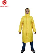 PVC rain coat,PVC raincoat, poncho RC102-1 - hot product