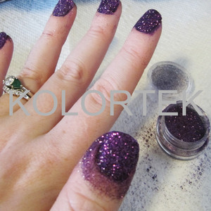 Loose Glitter Nail Powder, Cosmetic Bulk Glitter For DIY Nail Polish