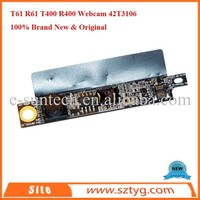 For Lenovo 42T3105 T400 R400 T61 R61 14inch Series Notebook, The Original Low Christmas Promotion Price Of Internal R61 Webcam