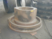 steel casting/ mining machinery casting /wedge plate