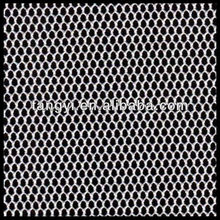 100% nylon 20d square net nylon mesh fabric