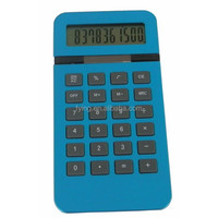 aluminium panel 10 digits desktop calculator