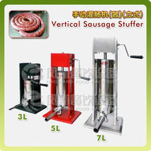SV-15 15L small type manual sausage filling machine