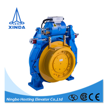 Elevator Permanent, best-selling small gearless traction machine