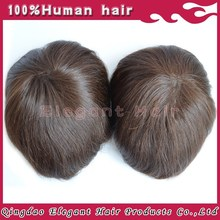 Elegant Hair Sales Promotion human hair wig undetectable toupee