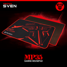 Gaming Mouse Pad Fantech MP35 Speed Edition Control Edition Custom printed gaming Rubber Mouse Pad with stitching edge