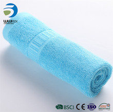 Factory Price High Quality 100% bamboo fiber face towel