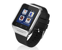 Cheap hotsell S8 3G WCDMA Android GPS Watch Phone bluetooth smart watch and phone
