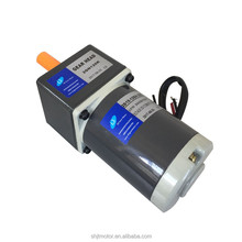 Electric DC Motor 12V 3000rpm with Gear Reduction