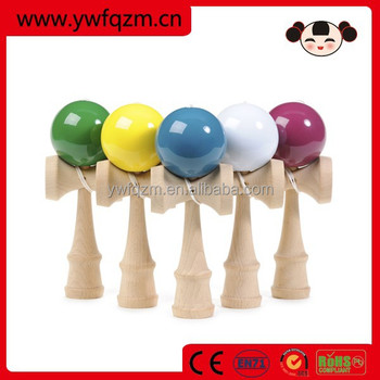 Hot Selling wooden wholesale kendama