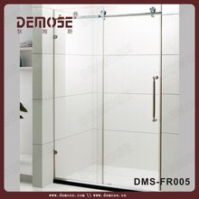 mobile shower room/aluminium sliding glass door design