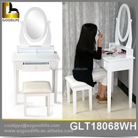 goodlife High Quality Makeup antique french dressing table Wholesale