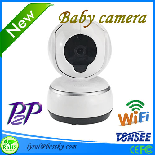 Dual stream encoding / H.264 compression mode 1.3 Megapixel new model cctv camera