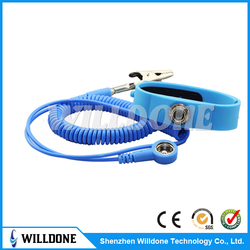 Best quality antistatic silicon wrist strap