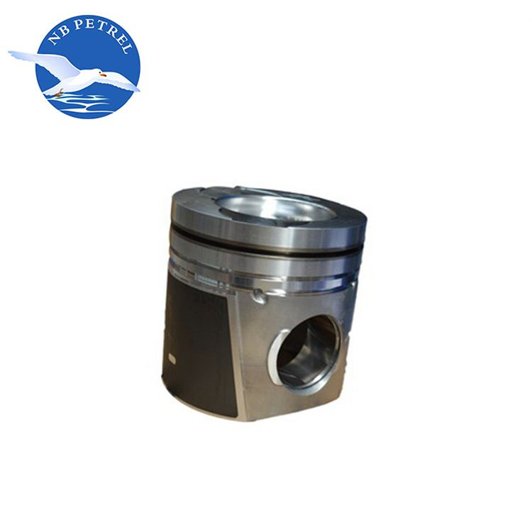 Man truck spare part engine piston size