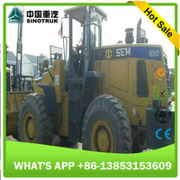 used sem wheel loader for sale low price USD21000