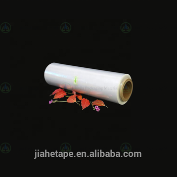 China Manufacture of POF Heat Shrink Wrap Film