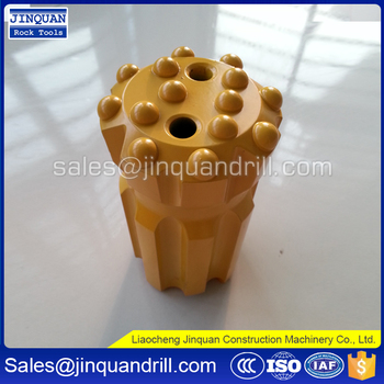 Professional supplier of atlas copco rock drill bit , coal mine drill bit with low price