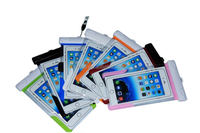 Newest waterproof cell phone cases, PVC mobile phone waterproof bag for promotional gift