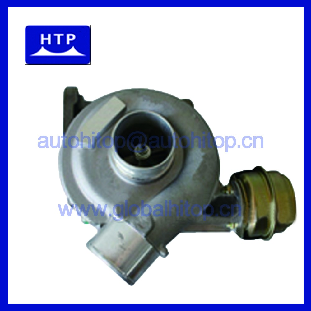 Diesel Engine Parts Supercharger Turbone Turbocharger for IVECO for garrett GT2256V turbo 751758-0001/5001S 707114-0001