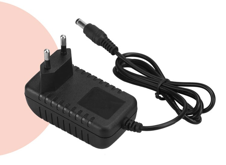 EU Plug AC/DC Wall Adapter Charger 12V 2A power adapter for LCD 5.5*2.5mm
