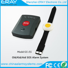 Wireless Personal Security Simple DIY Old People Alarm System