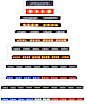 Factory wholesale waterproof led warning light led traffic advisor
