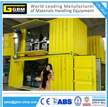 HOT SALE 50kg big bag containerized Mobile bagging unit filling Machine