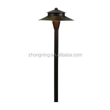 outdoor solar led lighting garden pole lamp solar powered outdoor