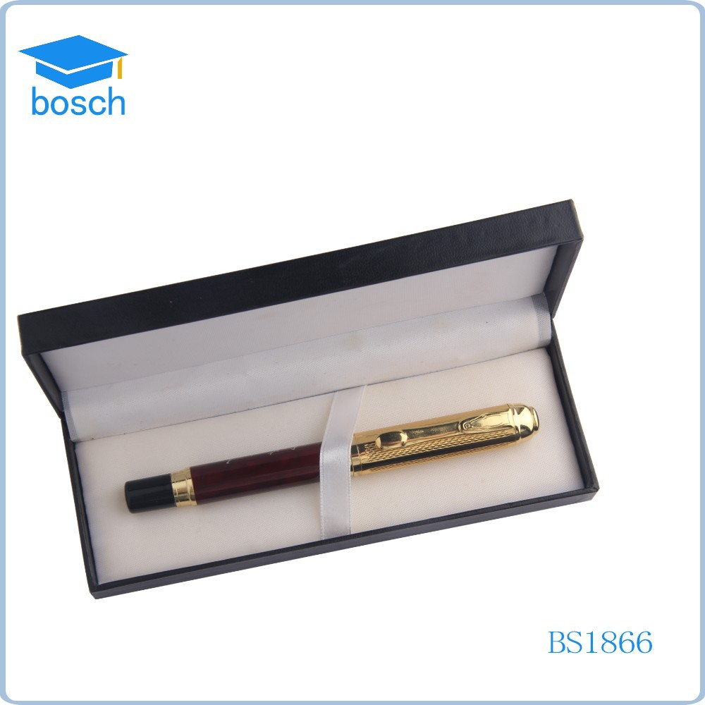 China product luxury fountain pen with pen sets for gift