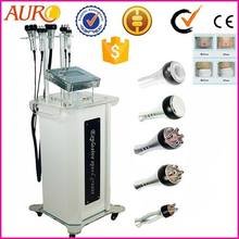 AU-47B Best 2016 Cavitation Rf Vacuum Ultrasonic 5 in1 Fat Removal Cellulite Machine on sale Promotion