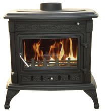 Discount Multifuel Cast Iron Stove, Log Burner, Woodburning Stoves