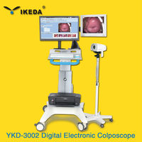 electronic colposcope software/optical instrument