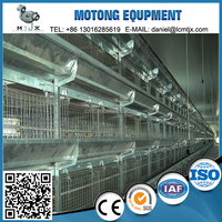 Poultry Farm Layer Chicken Battery Cages Price for philippines